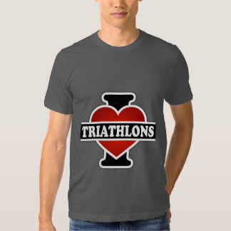 Amo Triathlons Playera