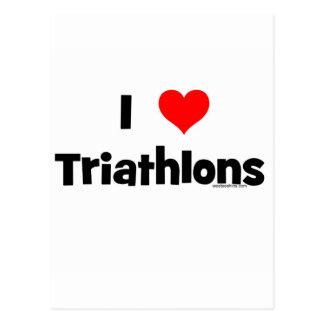 Amo Triathlons Postales