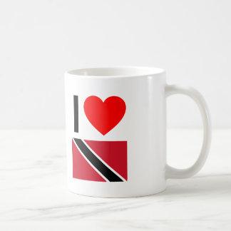 amo Trinidad and Tobago Taza Clásica