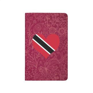 Amo Trinidad+y+Trinidad y Tobago Cuaderno Grapado