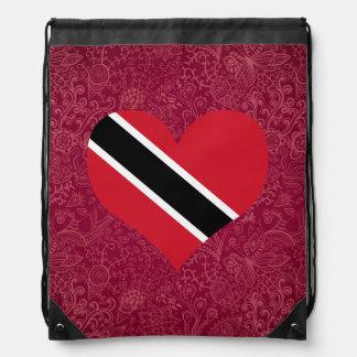 Amo Trinidad+y+Trinidad y Tobago Mochila