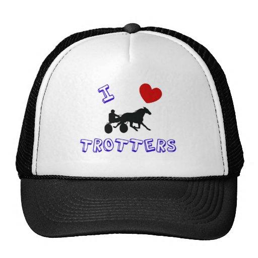 Amo trotones gorras de camionero