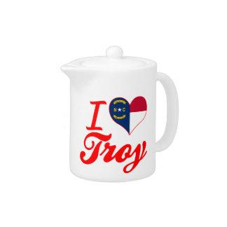 Amo Troy, Carolina del Norte