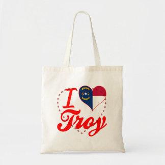 Amo Troy, Carolina del Norte Bolsas