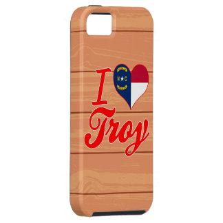 Amo Troy, Carolina del Norte iPhone 5 Funda