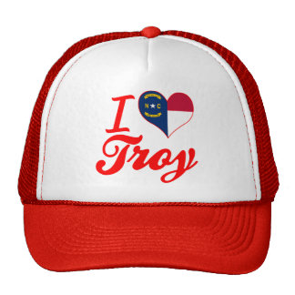 Amo Troy, Carolina del Norte Gorro