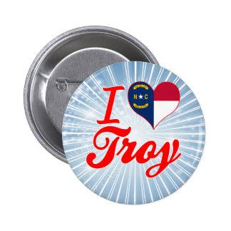 Amo Troy, Carolina del Norte Pins
