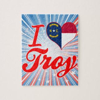 Amo Troy, Carolina del Norte Rompecabezas