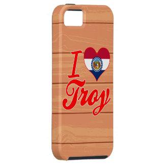 Amo Troy, Missouri iPhone 5 Carcasa