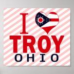 Amo Troy, Ohio Posters
