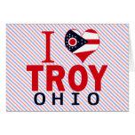 Amo Troy, Ohio Tarjeta