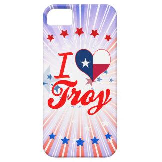 Amo Troy, Tejas iPhone 5 Cárcasa