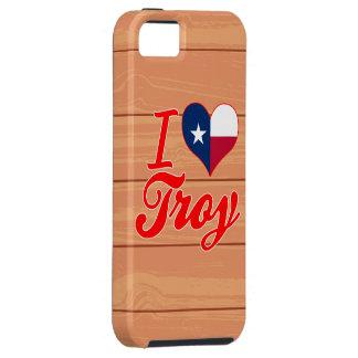 Amo Troy, Tejas iPhone 5 Carcasa