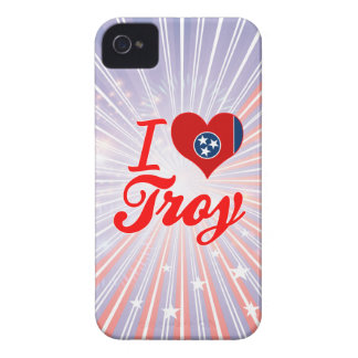 Amo Troy Tennessee iPhone 4 Case-Mate Carcasas