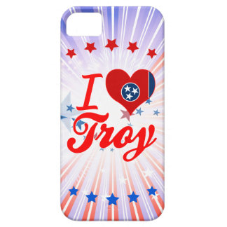 Amo Troy Tennessee iPhone 5 Case-Mate Cárcasas