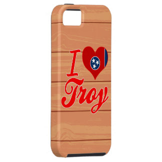 Amo Troy Tennessee iPhone 5 Case-Mate Fundas