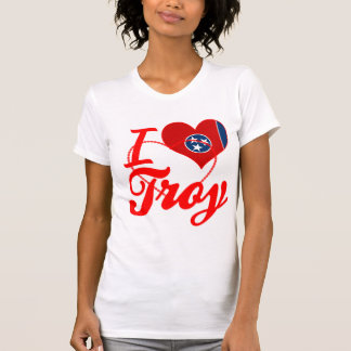Amo Troy, Tennessee T-shirt