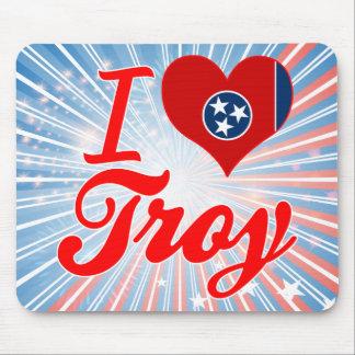 Amo Troy, Tennessee Tapete De Ratones