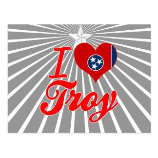 Amo Troy, Tennessee Postal