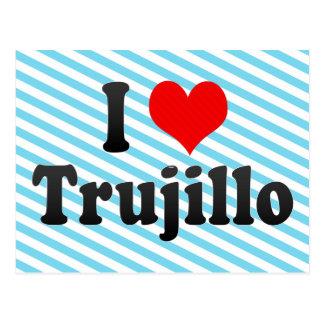 Amo Trujillo, Perú Tarjetas Postales