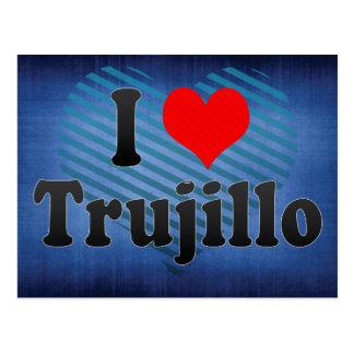 Amo Trujillo, Perú Tarjeta Postal