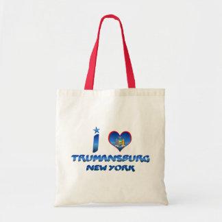 Amo Trumansburg, Nueva York Bolsas