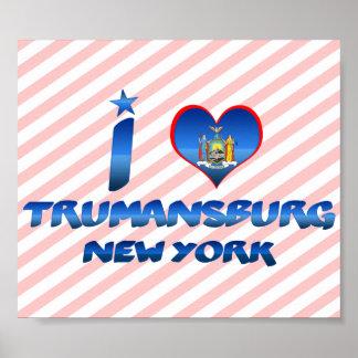 Amo Trumansburg, Nueva York Impresiones