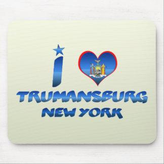Amo Trumansburg, Nueva York Alfombrilla De Ratón