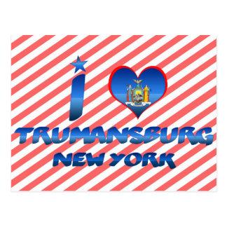 Amo Trumansburg, Nueva York Postal