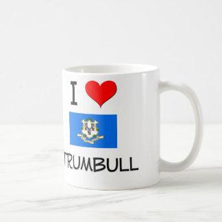 Amo Trumbull Connecticut Tazas