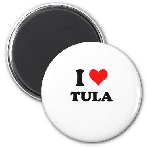 Amo Tula Samoa Iman De Frigorífico