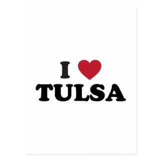 Amo Tulsa Oklahoma Postales