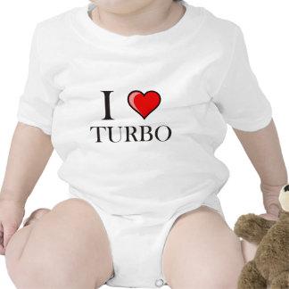 Amo Turbo Trajes De Bebé