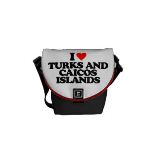 AMO TURKS AND CAICOS ISLANDS BOLSAS DE MENSAJERIA