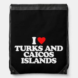 AMO TURKS AND CAICOS ISLANDS MOCHILA