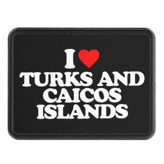 AMO TURKS AND CAICOS ISLANDS TAPAS DE TRÁILER