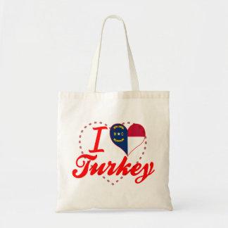 Amo Turquía, Carolina del Norte Bolsa