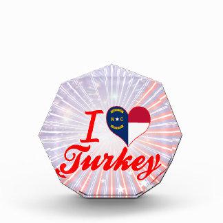 Amo Turquía, Carolina del Norte