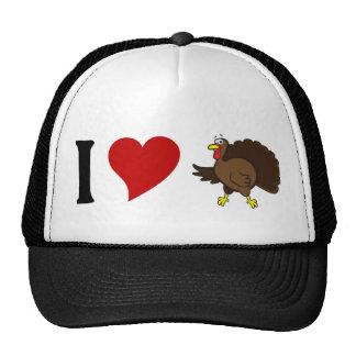Amo Turquía Gorra