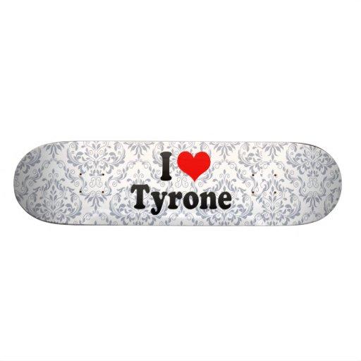 Amo Tyrone Monopatín Personalizado