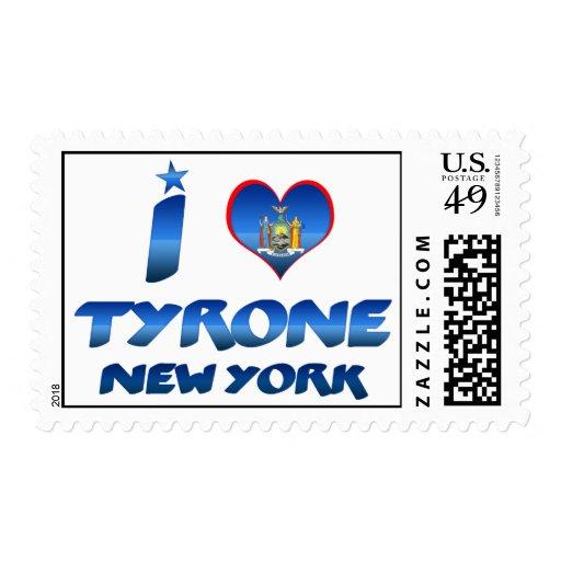Amo Tyrone, Nueva York Envio