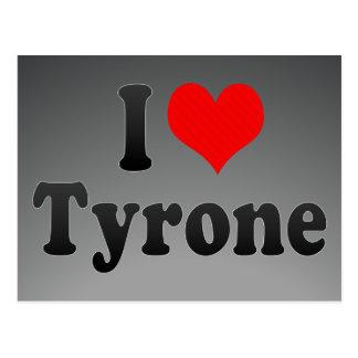 Amo Tyrone Postales