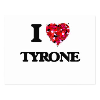 Amo Tyrone Tarjetas Postales