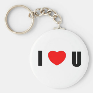 Amo U Llaveros Personalizados