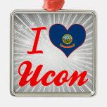 Amo Ucon, Idaho Adorno