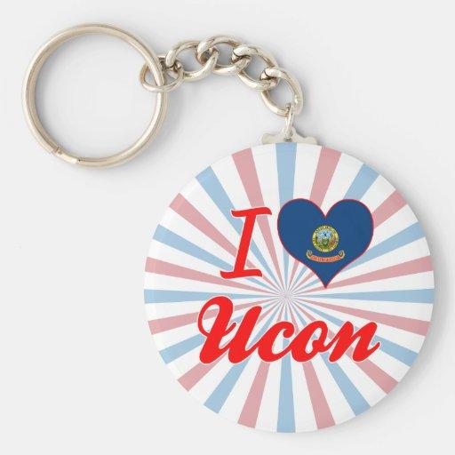 Amo Ucon, Idaho Llavero