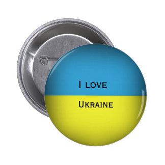 Amo Ucrania Pin