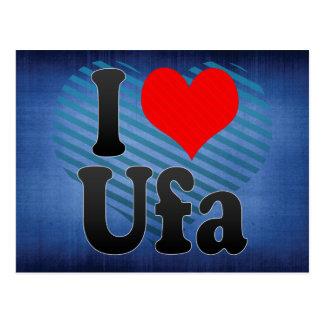 Amo Ufa, Rusia. Ya Lyublyu Ufa, Rusia Postal