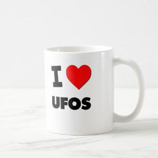 Amo Ufos Tazas De Café