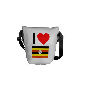 amo Uganda Bolsas De Mensajeria